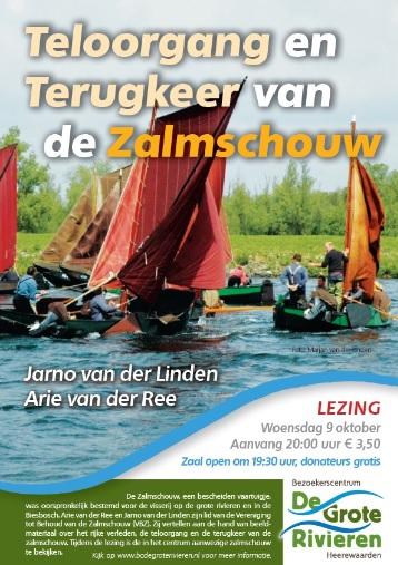 Lezing Teloorgang en Terugkeer Zalmschouw